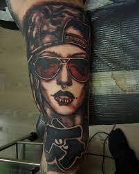 50 stylish gangster tattoos ideas and designs 2018 tattoosboygirl