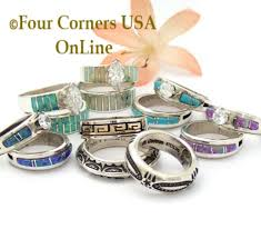 Engagement Wedding Ring Sets by Engagement Wedding Ring Sets Navajo Wedding Rings Four Corners