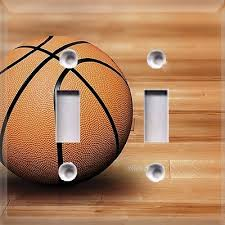 boys basketball sports theme room decor collection on ebay