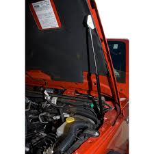jeep cj hood rugged ridge 11252 50 hood lift kit 72 06 jeep cj and wrangler