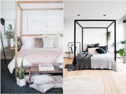 chambre avec lit noir chabre cocooning exemple de avec linge de lit noir et gris