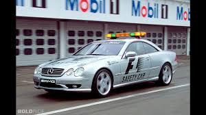mercedes cl55 amg mercedes cl55 amg f1 safety car