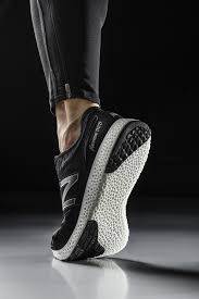 new balance u0027s new shoe has 3 d printed soles customized to your