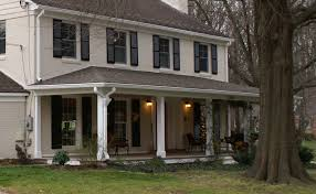 Front Porches On Colonial Homes Front Door Portico Designs Front Porches And Porticos Maryland