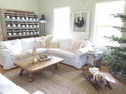 b home decor little farmstead a farmhouse christmas family room