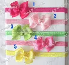 stretchy ribbon boutique neon grosgrain ribbon bow on 5 8 shimmery soft stretchy