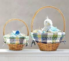 easter basket liners personalized personalized easter basket liner personalized lined basket for