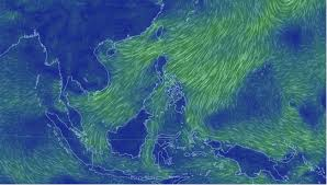 earth wind map this interactive map of earth s weather is the most stunning thing