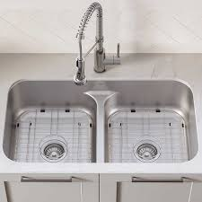 metal kitchen sink and cabinet combo kraus 32 kitchen sink combo