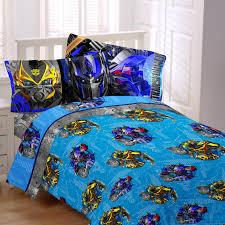 rescue bots bedding transformers 4 alien machine sheet set twin walmart com