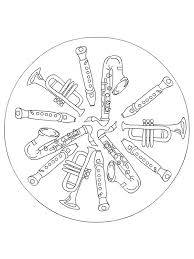 cello coloring page 62 coloring pages of musical instruments on kids n fun co uk on