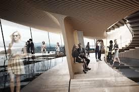 Restaurant Design Concepts Gallery Of Seattle U0027s Space Needle To Undergo 100 Million
