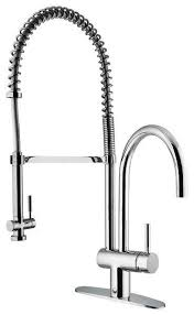 chicago faucets 50317xkab commercial grade single hole kitchen