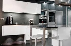 Meuble De Cuisine Noir by Meuble Mural Cuisine Meuble Cuisine Bas Blanc Meuble Mural