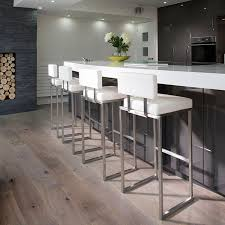 Modern White Bar Stool Charming Modern Kitchen Bar Stools Of 50 Stool Ideas Ultimate Home