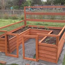 Garden Box Ideas Raised Garden Boxes Garden Boxes Ideas To Upgrade The Garden S