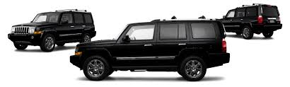jeep commander silver 2009 jeep commander 4x4 sport 4dr suv research groovecar