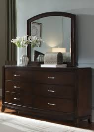 Mirrored Nightstands Cheap Classic Dressing Room Area With Wooden Dark Brazilian Walnut