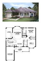 florida cracker style cool house plan id chp 26890 total living