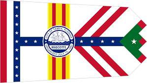 Maine Flag Image Best And Worst Of City Flags Across America The Daily Universe