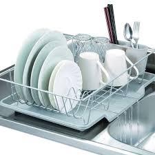 Best  Dish Drainers Ideas On Pinterest Kitchen Dish Drainers - Kitchen sink plate drainer