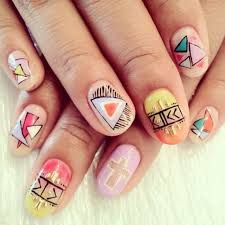 88 best hipster funky nail art images on pinterest funky nail