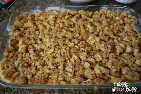 After Thanksgiving Casserole Thanksgiving Dinner Casserole Mess For Less