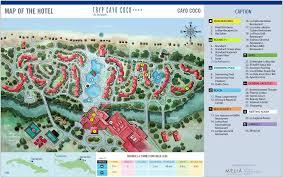 Cuban Map Tryp Cayo Coco U2013 Cayo Coco Transat