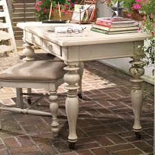 Paula Deen Coffee Table Paula Deen Home 5 Pedestal Dining Table Set Tobacco