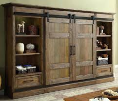 barn door tv wall cabinet tv wall cabinet with door units awesome living room cabinets doors
