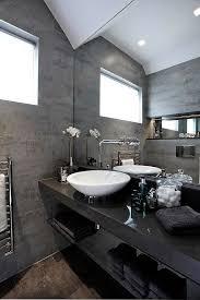 Black And Gray Bathroom Best 25 Dark Bathrooms Ideas On Pinterest Slate Bathroom Slate