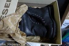 s designer boots size 9 butch cassidy boots diesel shoes black size 9 ebay