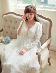 nightgowns for brides noble sleepwear lace dress gown nightgown princess dress