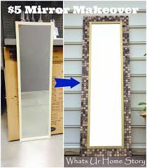 Vintage Mirrors For Bathrooms - best 25 old mirror crafts ideas on pinterest diy framed mirrors