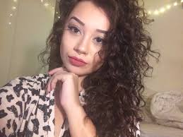 why does my perm lose curl how to style curly hair perm or natural youtube