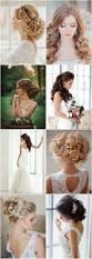 100 romantic long wedding hairstyles 2018 curls half up updos