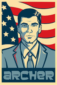archer cartoon archer all american cartoon art archer pinterest