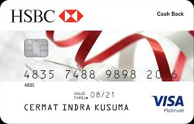 persyaratan buat kartu kredit hsbc kartu kredit hsbc platinum cashback cermati