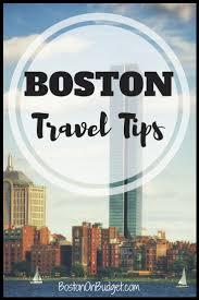 Massachusetts Travel Tips images Tips for boston visitors boston on budget jpg