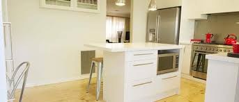 kitchen wall cabinets australia kitchen tips where you put your microwave matters