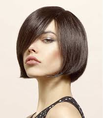 wedge one side longer hair hairstyles for long faces