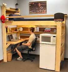Plans For Bunk Bed With Desk Underneath by Diy Loft Bed Designs Pdf Download Easy Cub Scout Crafts Bed