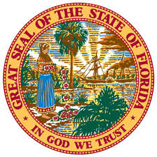 Facts About The Cabinet State Seal Florida Department Of State