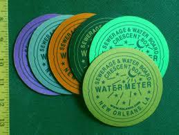 new orleans water meter new orleans water meter coasters new orleans water meter door