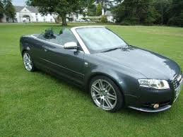 audi s4 for sale pistonheads used 2008 audi s4 s4 quattro 2dr cabriolet f s h sat nav
