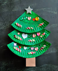 paper plate christmas craft creative art ideas dma homes 86690