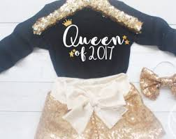 new year baby clothes new years baby etsy