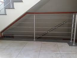Stainless Steel Banisters Tpd Steel Works Balustrades Images