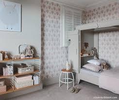 Gray Wallpaper Bedroom - 75 delightful girls u0027 bedroom ideas shutterfly