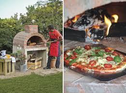 Backyard Brick Pizza Oven Diy Backyard Brick Pizza Oven Pizza Pizzazz Brilliant Diy